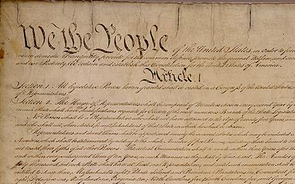 We The People: Our Constitution and Its Continued Relevance