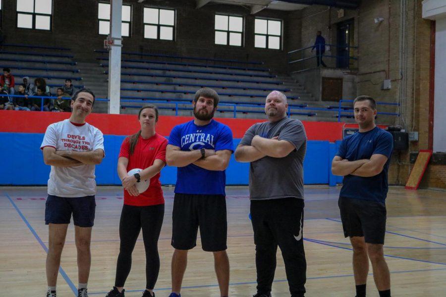 Student-Teacher+Volleyball+Game