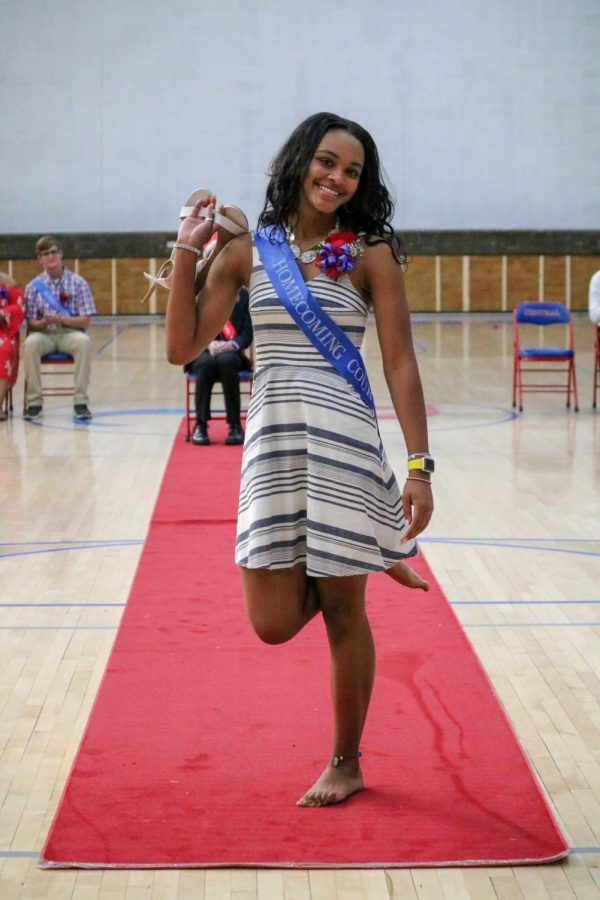 Kendra Phillips (Homecoming Court)
