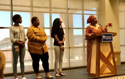 Central Students go to St. Ambrose Women for Social Justice Conference