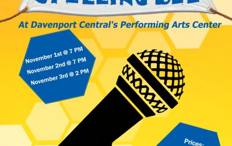 """Putnam County Spelling Bee"" Comes To Central"