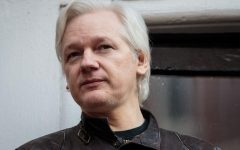 WikiLeaks founder Julian Assange's fate hangs in the balance