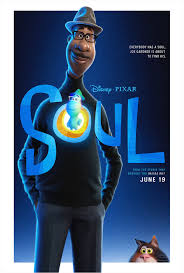 Poster for the movie Soul