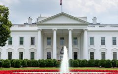 The White House where Joe Biden will soon take residence