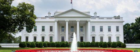 The White House where Joe Biden will soon take residence