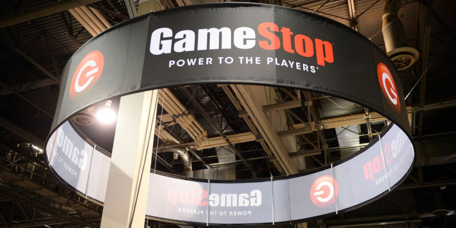 GameStop's stock have seen an incredible rise over the last few weeks