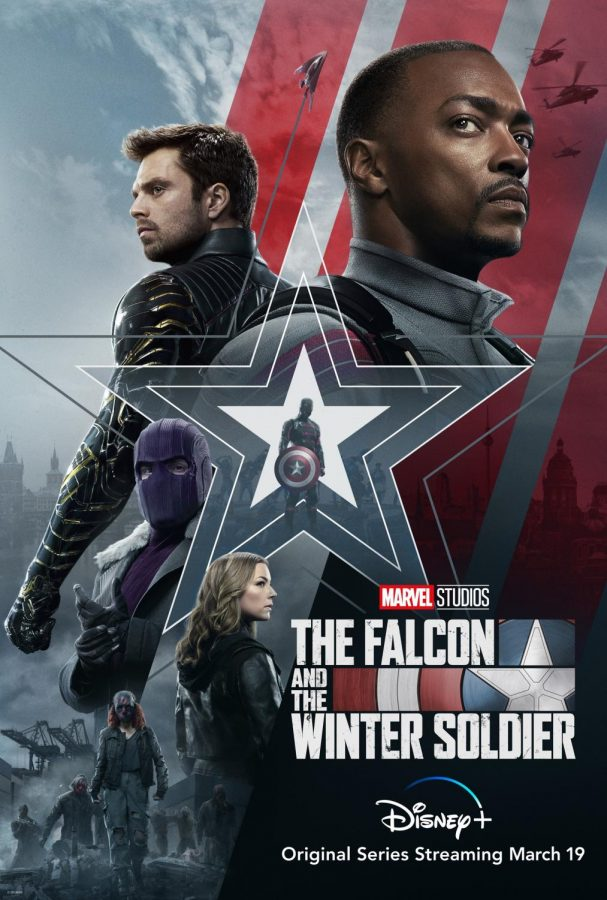 Poster for The Falcon and The Winter Soldier