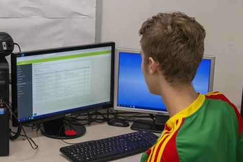 Selecting a DC Time on the Campus Portal Website